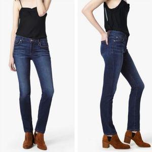 Joe's Jeans Cigarette Blue Straight Jeans Size W31